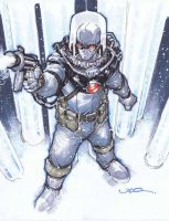 MISTER FREEZE! by ukosmith