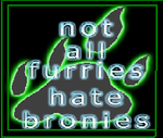 Not All Furries by darknessthehedgehog3