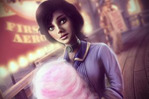 Cotton Candy - BiOSHOCK INFINiTE by Eddy-Shinjuku