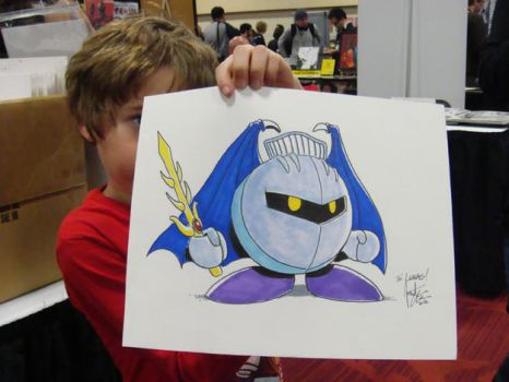 Metaknight - Image Expo 2012 by jtchan