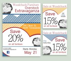 Woodchuck web and print ads by Kyle-Lefort