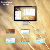 Skyline VS for win7 by tunv