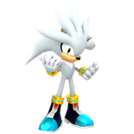 Silver the Hedgehog 2018 Render. by JaysonJeanChannel