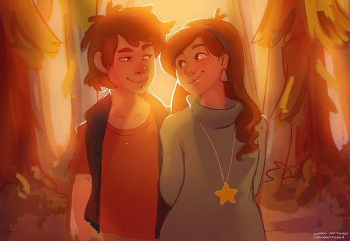 Adventures are more fun with you by Glasmond