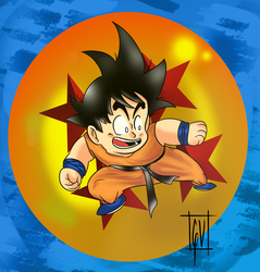 Artweekdragonball by cerogeezer