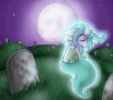 Graveyard Introspection by SpectralPony