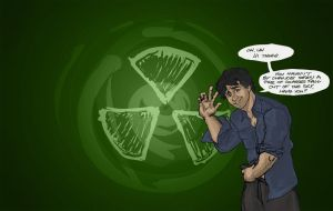 Bruce Banner by naiubl