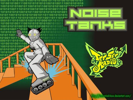Noise Tanks by IndustrialChow