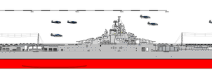 (ALT) United States-Class BattleCarrier(1944) by TinkerTanker44432