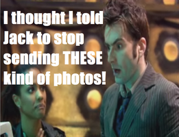 The Doctor is Shocked by DavidTennantFangirl