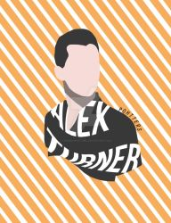 Alex Turner by thegirlwhotypes