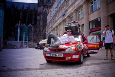 Mongol Rally 2009.... by Jageaux