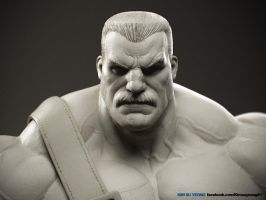 Mike Haggar by Kimsuyeong81