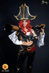Miss Fortune by cerezosdecamus