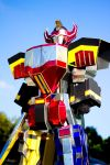 Megazord Cosplay First Run by d-slim
