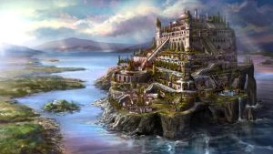 castle of azar by boosoohoo