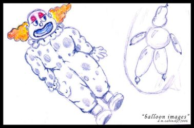 what clowns see in mirrors by delusionalmind