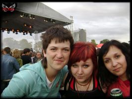 coma fans girls by molkaa
