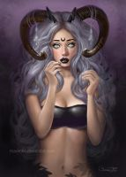 Succubus by Maximko