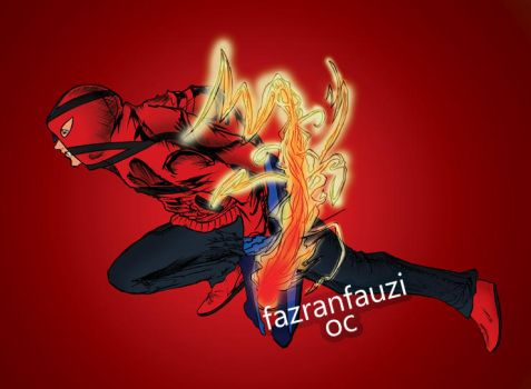 my own official character by fazran22