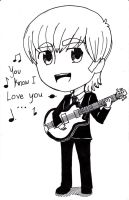 The Beatles- ...You know I Love you by Titel1234