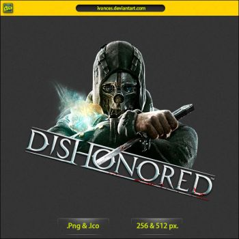 Dishonored - ICON by IvanCEs
