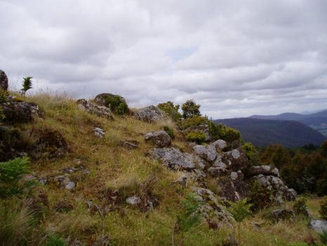 Rocky Hill 2 by Athemia-Stock