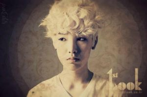Zelo - Gorgeous boy...why you so serious by KateW49
