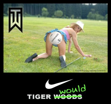 Tiger Would by BreakTheDay