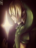 Ben Drowned - I'm a star by Cross-Hatch001