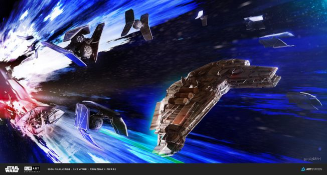 The Ride - ILM Challenge 2016 by prinzbach