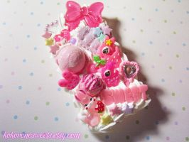 Kawaii Sweet Decoden Iphone Case by kpossibles