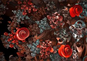 Molecular Bouquet by MANDELWERK