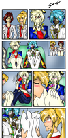 A fancy meeting with the doctors. by LoverBoySora