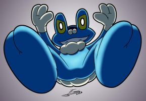 Froakie Incoming!