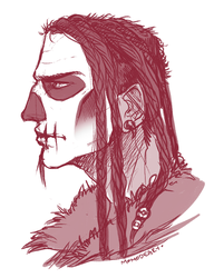 co: Paleface by Momo-Deary