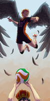 Wings and King by Masthya