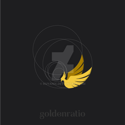 golden ratio phoenix by KuyaNix