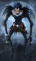 Ryuk - Death Note by SrMoro