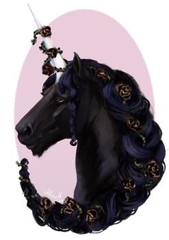 F476 Iris | Boucle Mare by FallenChocoCookie