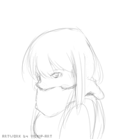 [Animated] Expression Exercise by Vichip-Art