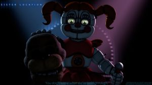 [SFM FNaF Remake 4K] Don't hold it against us by AwesomeSuperSonic