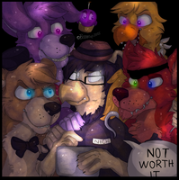 Not Worth It by Ghoul-bite