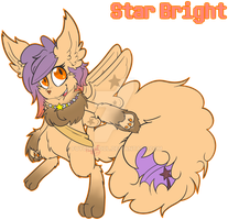 [Closed Species] 001 Star Bright the Bell-Kasan by FuyonaSoul