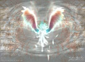 angel from chaos II by glasswillow