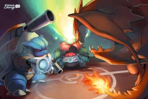 PKMNXY: Prepare Yourself!! by finni