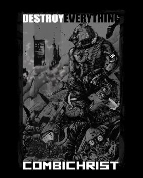 Destroy Everything by Varulvenart