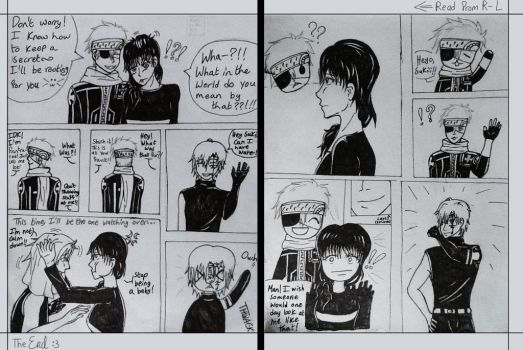 Manga Time!: A Misunderstanding...or Maybe Not? by Sukikmu