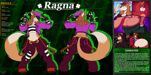 Ragna (Profile Ref) by Thorvrog