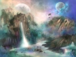 1st Landscape by Paradiss2009